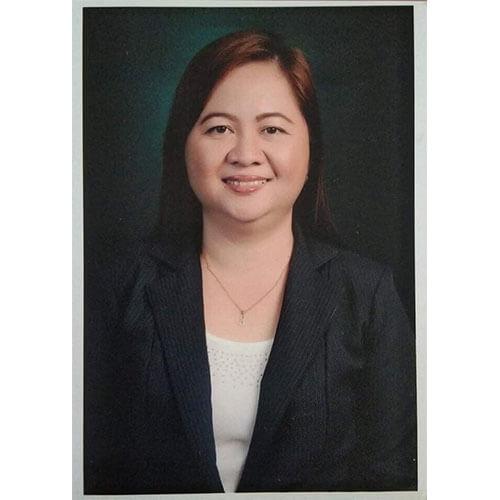Dr. Mae Ann S. Tongol