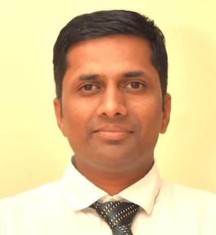 Dr. Rahul Vishwanath Dandage