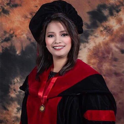 Engr. Dr. Maria Crisella A. Dela Cruz